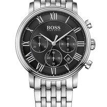 Hugo Boss 1513323 Elevated Classic Chrono schwarz 42mm 3ATM