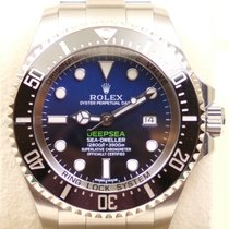 Rolex DeepSea-DeepBlue, Ref. 116660