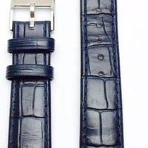 Hamilton Valiant Lederband blau H600.394.102 16mm