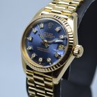 Ρολεξ (Rolex) Datejust 18K Gold President Diamond Dial with...