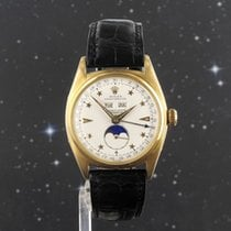 Rolex Moon Phase Star Dial