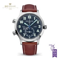 Patek Philippe Complications Calatrava Pilot Time -5524G-001 ...