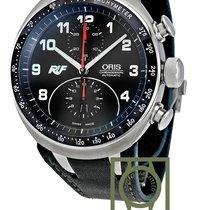Oris TT3 RUF CTR3 Chronograph Limited Edition Titanium NEW