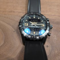 百年靈 (Breitling) chronospace military