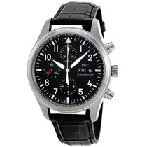 IWC PILOT FLIEGERUHR CHRONOGRAPH DAY-DATE IW371701