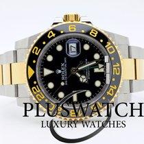 Ρολεξ (Rolex) GMT Master Oro Acciaio 116713 STEEL GOLD Partial...
