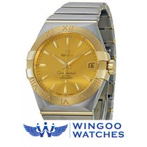 Omega Constellation Co-Axial 38 MM Ref. 123.20.38.21.08.001