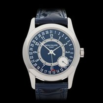 Patek Philippe Calatrava 6000G-012 18k White Gold Gents...