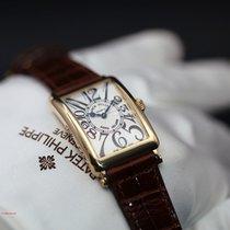 Franck Muller Long Island 952 QZ 18k Gold Ladies Watch Quartz