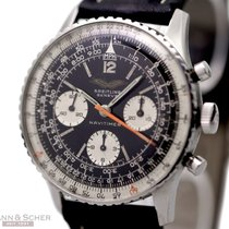 Breitling Vintage Navitimer Chronograph Iraq Air Force Ref-806...