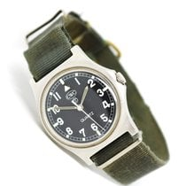 CWC G10 'Fat Boy' Military Falklands War Watch  with Provenance