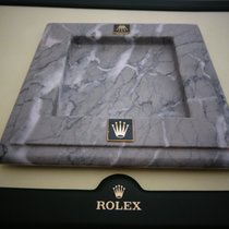 Rolex marble green ashtray vintage