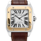 Cartier [NEW] CARTIER Santos Yellow Gold (Retail:HK$72,500)