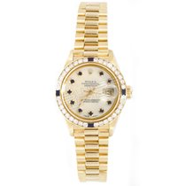 Rolex President Lady's Perfect New Condition Model 69178...
