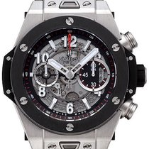 Χίμπλοτ (Hublot) Big Bang Unico Titanium Ceramic 411.NM.1170.NM