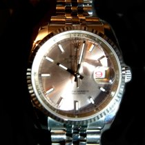 Rolex Oyster Perpetual Dayjust 36 White Gold Autom.