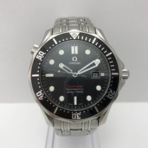Omega Seamaster Letras Red