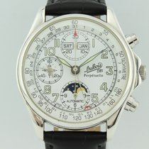 DuBois et fils Mondphase Chronograph Automatic 925 Silver 365
