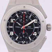 IWC Ingenieur Collection Chronograph AMG Titanium Top Klassiker