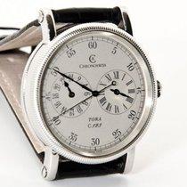 瑞宝 (Chronoswiss) Tora Duel Time – men's wristwatch