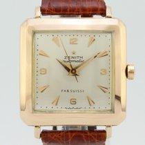 Zenith Vintage Automatic Gold 660566