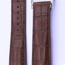 Frederique Constant 22/18mm Brown Alligator Strap with...