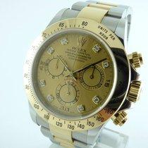 Rolex Daytona  Diamond Dial      - Near NOS -