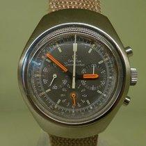 Omega vintage 1971 seamaster FAT JEDI chronograph ref 145.024...