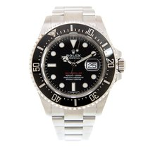 勞力士 (Rolex) Sea-dweller Ceramics - Steel Black Automatic 126600