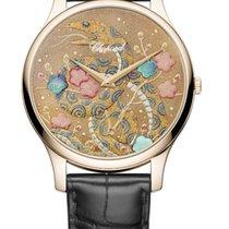 Chopard L.U.C XP Urushi 18K Rose Gold Unisex Watch
