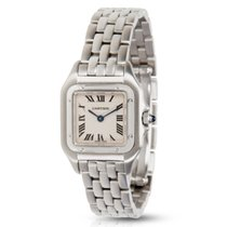 Cartier Panther W25033P5 Women's Watch in Stainless Steel
