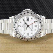 Rolex Explorer II 16570 from 1999, Box, Papers