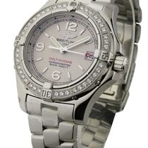Breitling a7738053/g600-ss Colt Oceane II - Ladies in Steel...