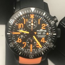 Fortis B-42 Mars Chronograph Limited Edition 500 Pieces Black...