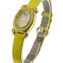 Chopard 13-6663-45 Classique Yellow Sapphire in Yellow Gold -...