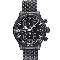 Tutima Grand Classic black Chronograph