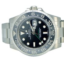 Ρολεξ (Rolex) Rolex GMT Master II Ceramic Bezel Stainless NEW...