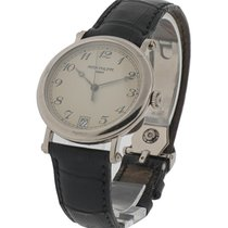 Patek Philippe 5053G 5053 Calatrava with Hunting Back - Ref...