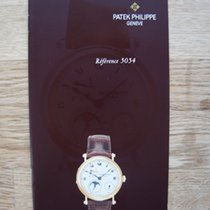 Patek Philippe Manual ( Anleitung ) ref. 5054 in French