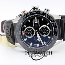 TAG Heuer Carrera Heuer 01 43mm Black Dial T