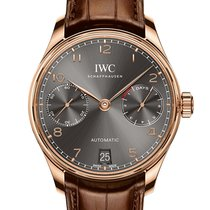 IWC Portugieser 7 Tages Gangreserve