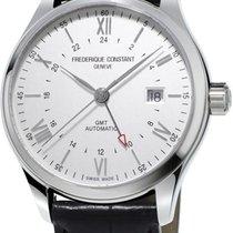 Frederique Constant Geneve Classics Index GMT FC-350S5B6...