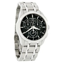 Tissot Couturier Mens Swiss Chronograph Watch T035.617.11.051.00