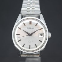 Seiko Automatic  White Dial in Top Zustand