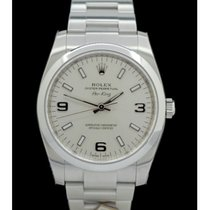 Rolex Air-King Ref. 114200 -Dominos Pizza- Sondermodell -...