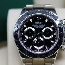 Rolex Daytona 116520 Steel, Black Dial