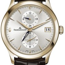 Jaeger-LeCoultre Master Hometime Redgold NEW