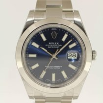 Rolex Datejust II NEW UNWORN complete with box and papers