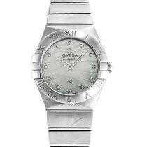 Omega Watch Constellation 123.10.24.60.55.003