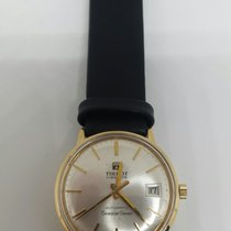 Tissot 18 k solid gold Seastar Seven Automatic with date